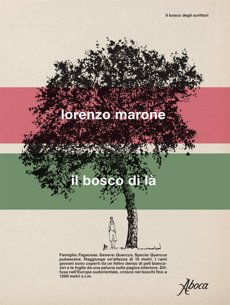 Cover of the book IL BOSCO DI LÀ