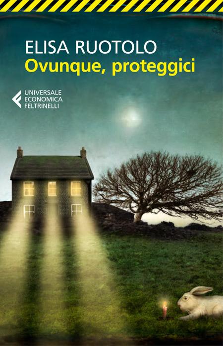 Cover of OVUNQUE, PROTEGGICI