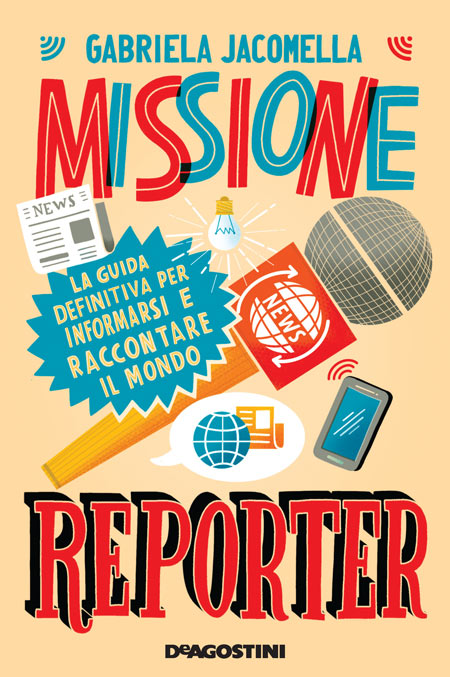 Cover of MISSIONE REPORTER